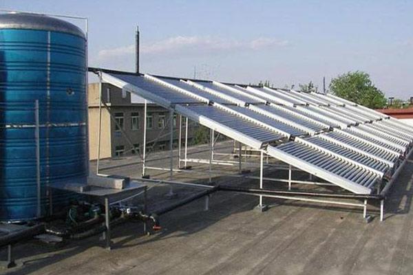 工程太阳能热水系统维护